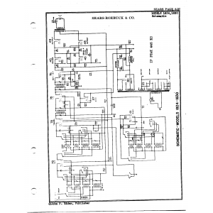 Sears Roebuck & Co. 1830