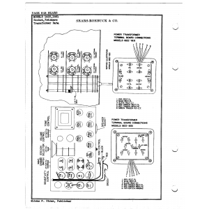 Sears Roebuck & Co. 1831