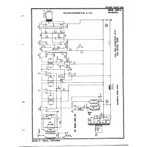 Sears Roebuck & Co. 1832-A