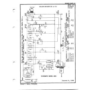 Sears Roebuck & Co. 1835