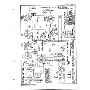 Sears Roebuck & Co. 1905, Early