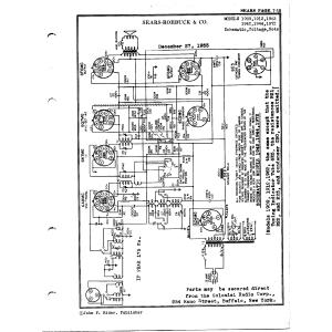 Sears Roebuck & Co. 1909