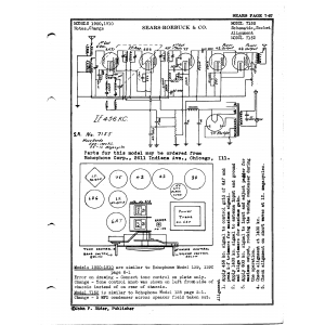 Sears Roebuck & Co. 1910