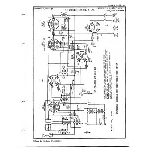 Sears Roebuck & Co. 1929