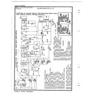Sears Roebuck & Co. 1930