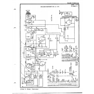 Sears Roebuck & Co. 1970