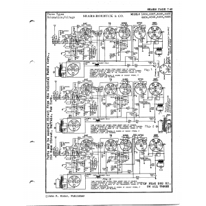 Sears Roebuck & Co. 1987