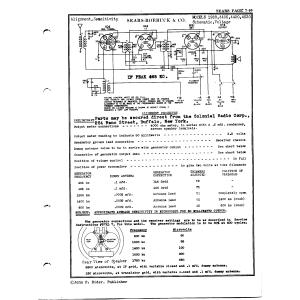 Sears Roebuck & Co. 1989