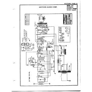 Sentinel Radio Corp. 114