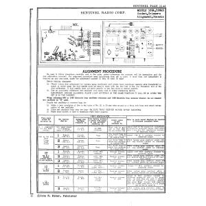 Sentinel Radio Corp. 199A