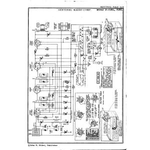 Sentinel Radio Corp. 1U-213XL
