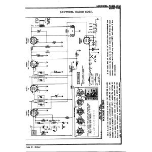Sentinel Radio Corp. 238