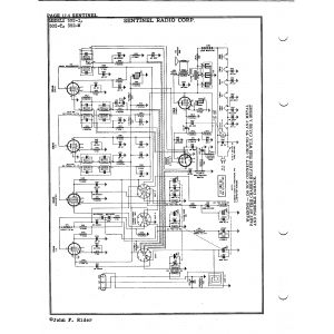 Sentinel Radio Corp. 302-I