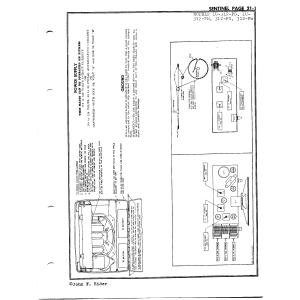 Sentinel Radio Corp. 312-PG