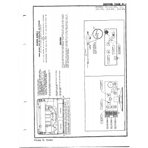 Sentinel Radio Corp. 312-PW
