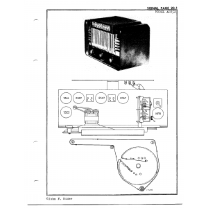 Signal Electronics, Inc. AF252