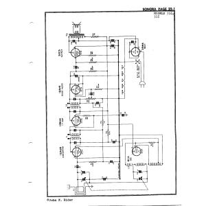 Sonora Radio & Telev., Corp. 315