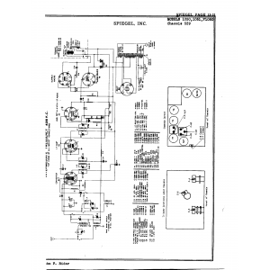 Spiegel Inc. 1050