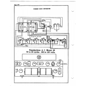 Standard Radio Corporation 29