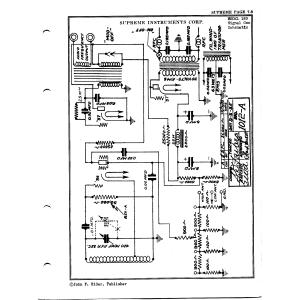 Supreme Instruments Corp. 189