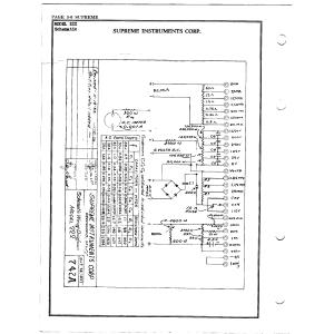 Supreme Instruments Corp. 222