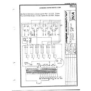 Supreme Instruments Corp. 35