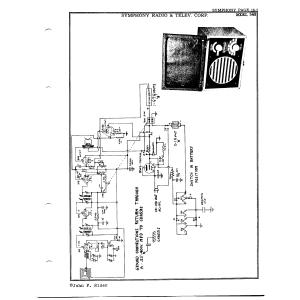 Symphony Radio & Telev. Corp. 348