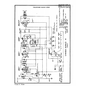 Tele-tone Radio Corp. 111