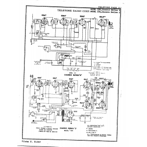 Tele-tone Radio Corp. 134