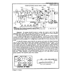 Temple Corporation E-510