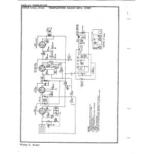 Temple Corporation G-415
