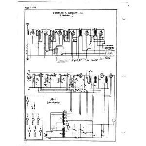 Thomas A. Edison, Inc. M-5
