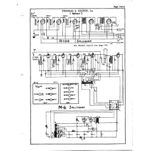 Thomas A. Edison, Inc. M-6