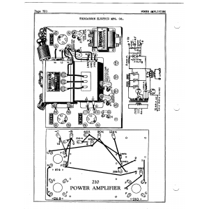 Thordarson Electric Mfg. Co. R 210