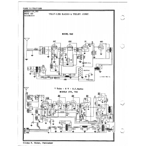 Trav-Ler Radio & Television Corp. 733