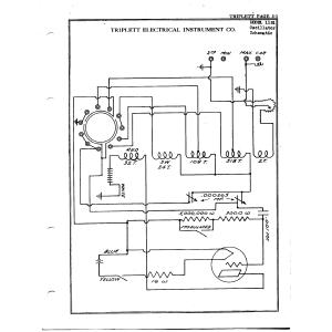 Triplett Electrical Instrument Co. 1151