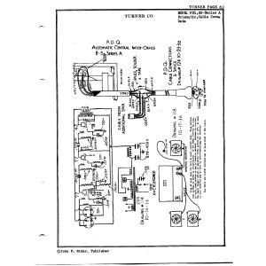 Turner Co. B5-Series A