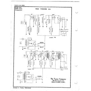 Turner Co. M-16