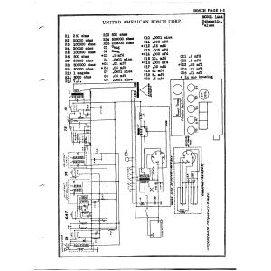 United American Bosch Corp. 140A