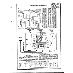 U.S. Radio & Television Corp. 112-A SW Con.