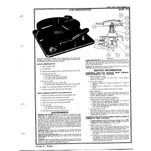 V-M Corporation 800