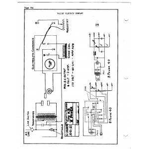 """Valley Electric Company MB """"A"""" Power Unit"""