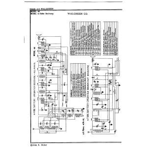 Walgreen Co. 4-Tube Battery
