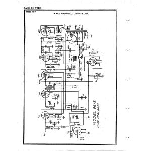 Ware Manufacturing Corp. SB-8