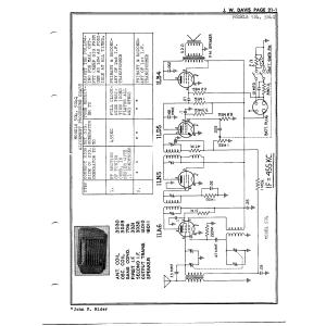 Watterson Radio Mfg. Co. 504Q