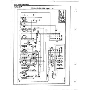 Wells-Gardner & Co. 062-A