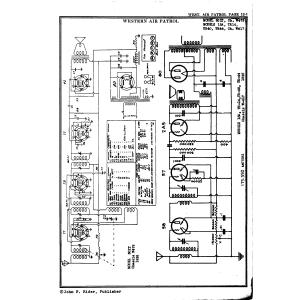 Wells-Gardner & Co. 15A