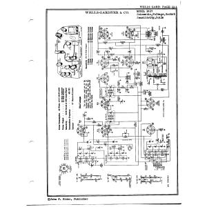 Wells-Gardner & Co. 1A17