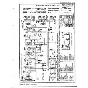 Western Auto Supply Co. 737-C (1936)