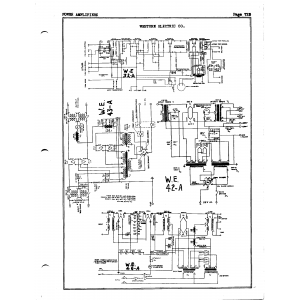 Western Electric Co. 42-A